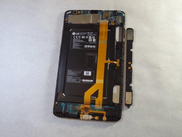 LG G Pad 8.3 Speaker Replacement