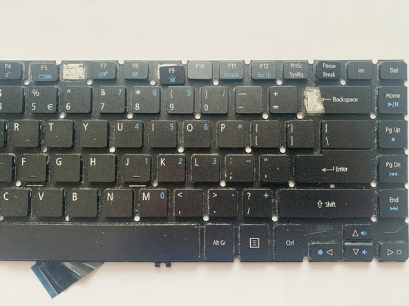 Acer Aspire V5-473P-5602 Keyboard Replacement