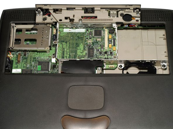 Your laptop should look approximately like this.