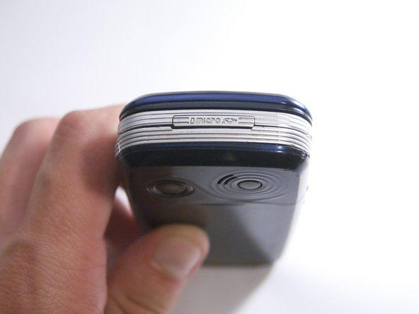 Pantech Matrix MicroSD Card Replacement