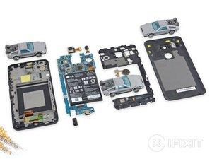 Smontaggio Nexus 5X