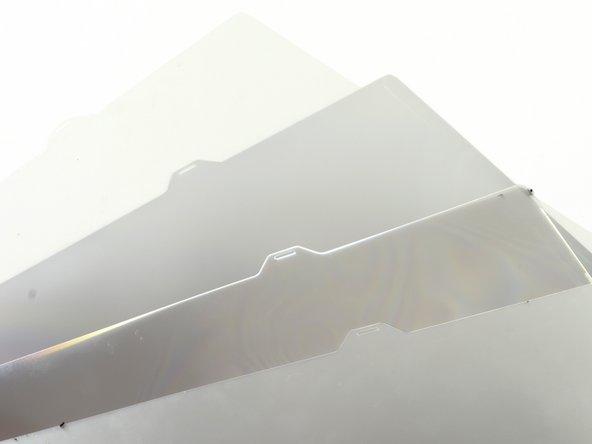 Diffuser film - quantity 2