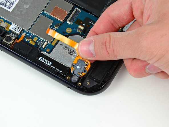 HP TouchPad Headphone Jack Replacement