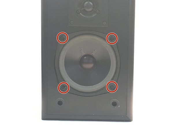 KLH Speaker Driver Replacement