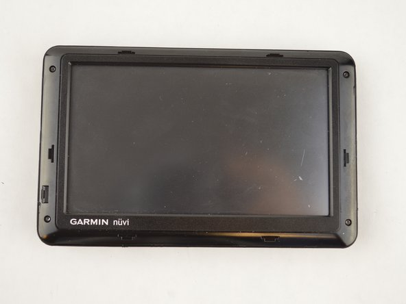 Garmin Nuvi 1490T Second Frame Panel Replacement