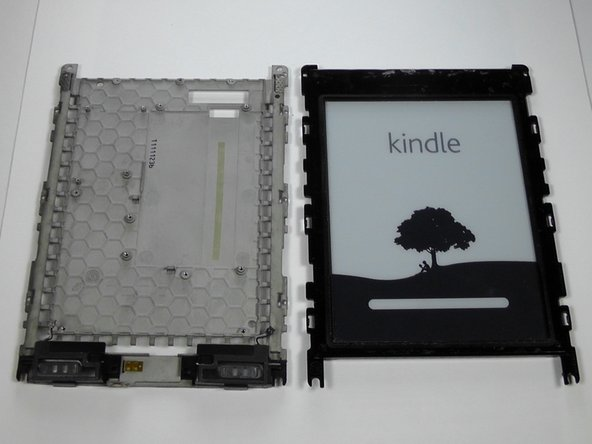 Kindle Touch Screen Replacement