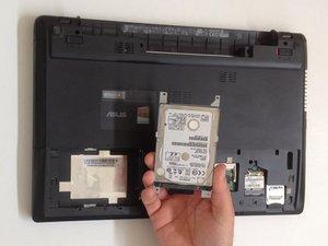 HDD (Hard Disk Drive)