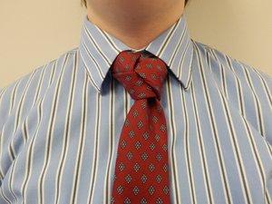 How to Tie a Tie: Trinity