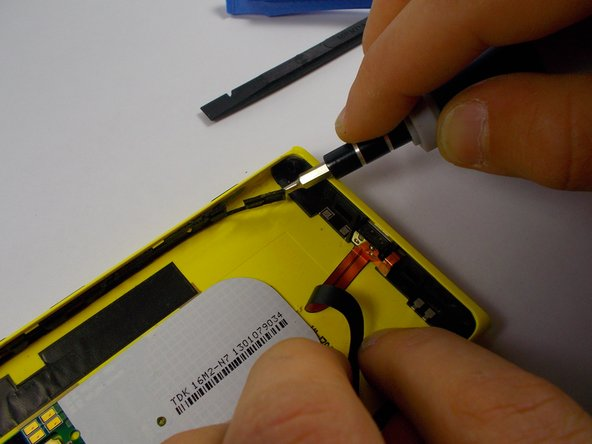 Nokia Lumia 920 USB and Microphone Replacement
