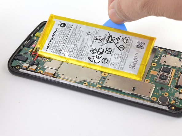 Motorola Moto G6 Battery Replacement