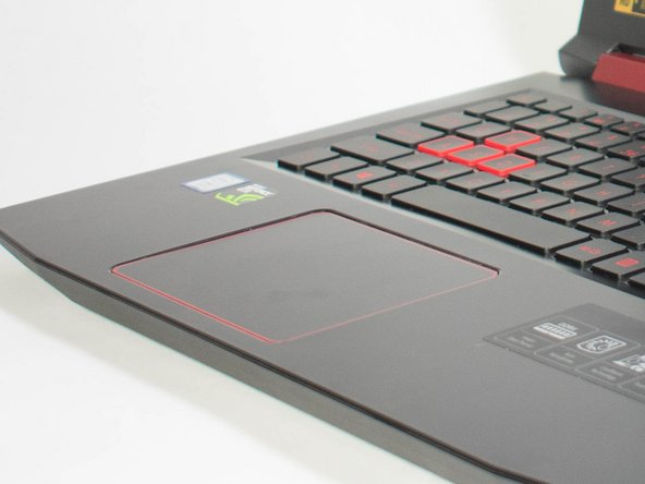 Acer Nitro 5 AN515-53-55G9 Touchpad Replacement