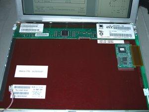 LCD panel upgrade