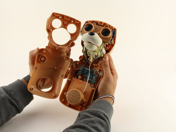 Teddy Ruxpin Housing Cover Replacement