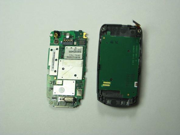 Motorola V60i Keypad Sensor Replacement