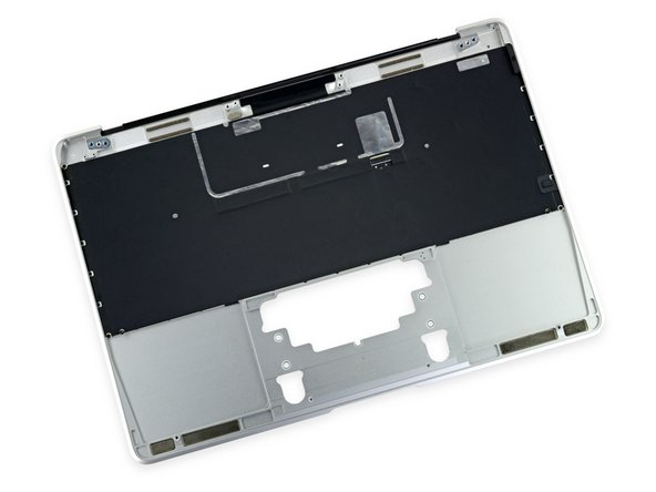 Retina MacBook 2017 Upper Case Assembly Replacement