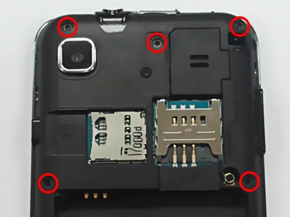 Samsung Galaxy S Plus Front Panel Assembly Replacement