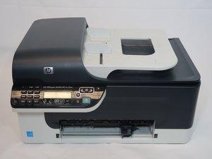 HP Officejet J4550 All-in-one Repair