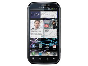 Motorola Photon 4G MB855 Repair