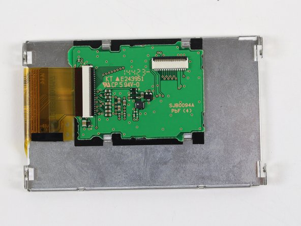 Panasonic Lumix DMC-FZ1000 Screen Replacement