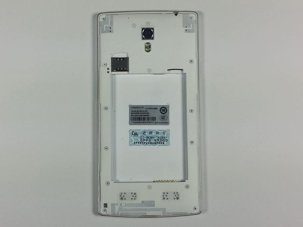 Oppo X9000 Chassis Replacement