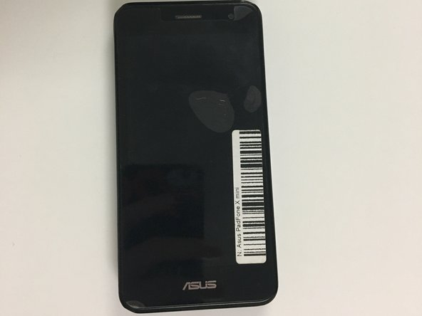 With the phone facing down, look at the bottom right side corner and there should be a groove. Use a plastic opening tool and lift up to remove outside cover.