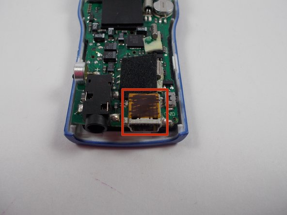 Sandisk Sansa m230 Series mp3 player USB Jack Replacement