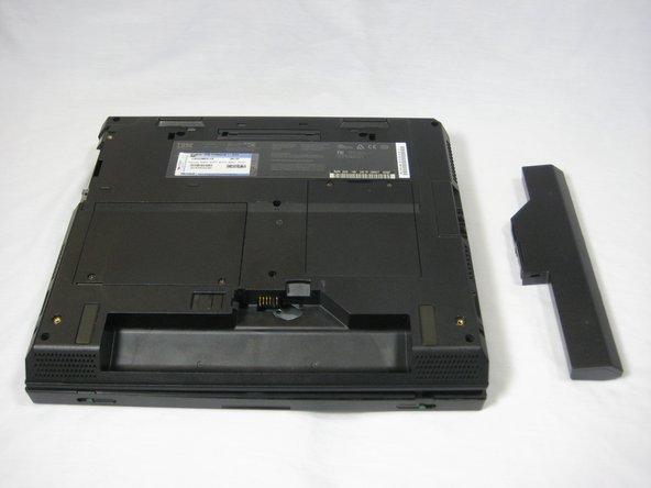 Disassembling IBM ThinkPad A30 Battery