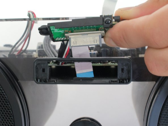 iHome iP1 30-pin Connector Replacement