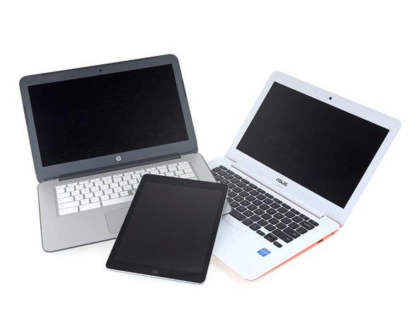 Im Ausbildungsbereich hat Apple harte Konkurrenz in Form von preiswerten mit Google Technik betriebenen Laptops. Wie wird sich dieses iPad gegen ein Chromebook von HP oder  Asus behaupten?