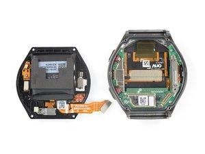 How to open the Huawei Watch GT 2e