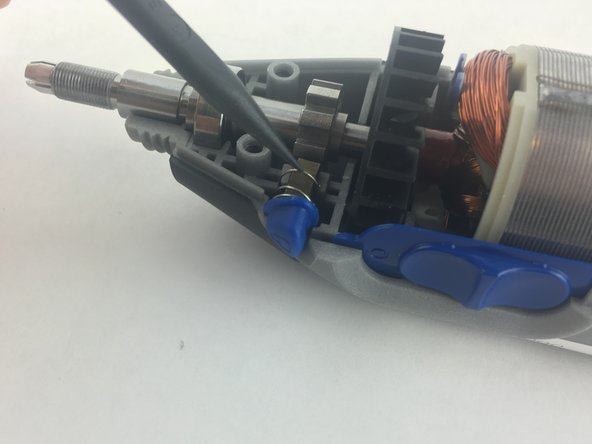 Dremel 4000 Shaft Lock Pin Replacement