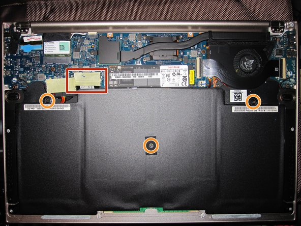 Remove the back cover. There are no warranty stickers that need to be broken.