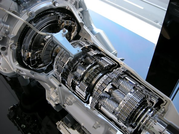 2008-2012 Honda Accord  ATF replacement - Every 80k Miles
