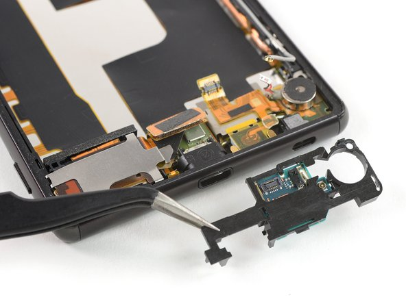 Sony Xperia Z4 Daughterboard Replacement