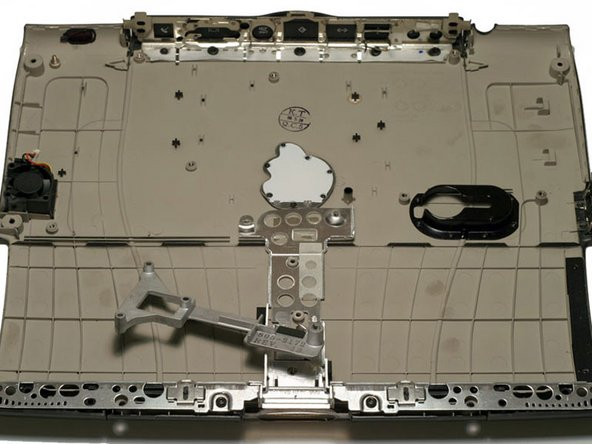 PowerBook G3 Lombard Lower Case Replacement