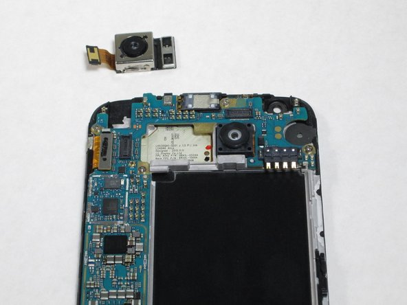 LG G5 Rear Camera Replacement