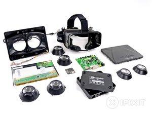 Oculus Rift DK1 Teardown