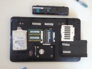 HDD, RAM memory
