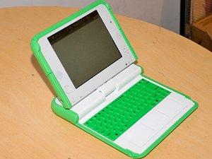 Reparación de OLPC XO-1