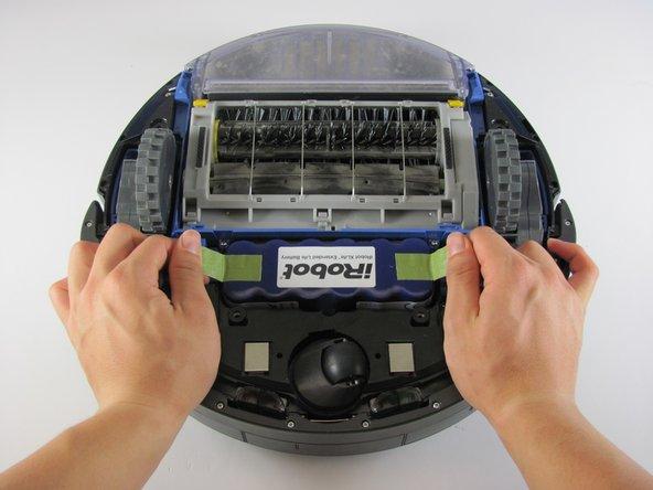 iRobot Roomba 655 Pet Series Battery Replacement