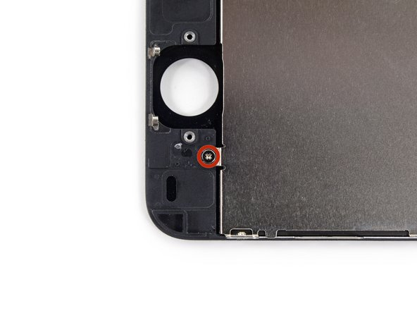 Remove the 1.6 mm Phillips #000 screws from the LCD shield plate.