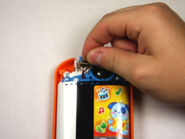 Vtech Touch and Swipe Baby Phone Power Switch Replacement