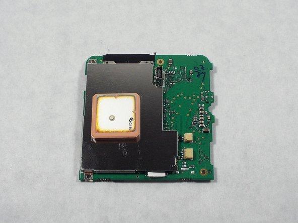 Garmin Nuvi 200w Motherboard Replacement