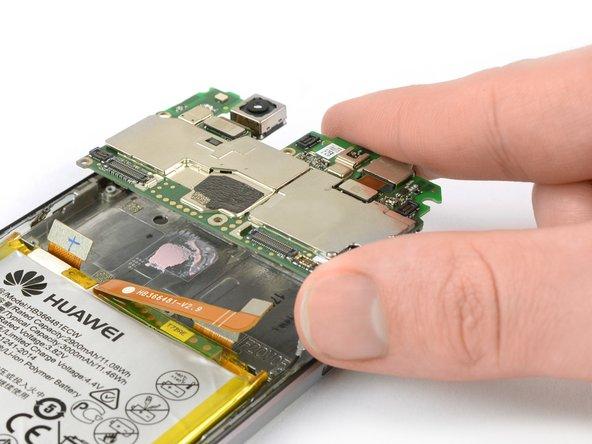 Reemplazo de la placa madre del Huawei P10 Lite
