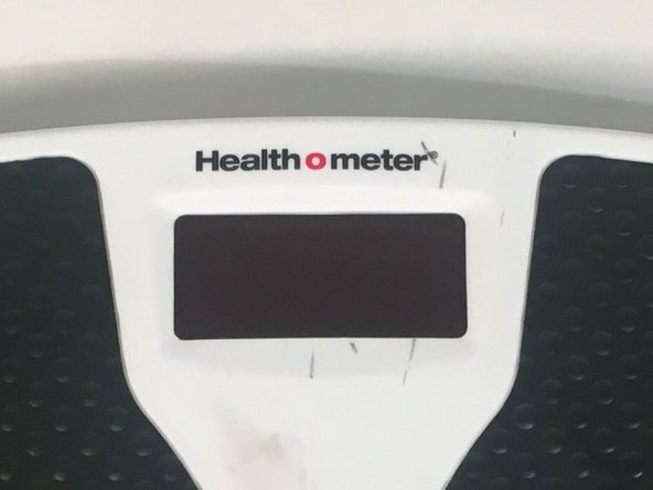 Health o Meter HDR743 LED Display Replacement