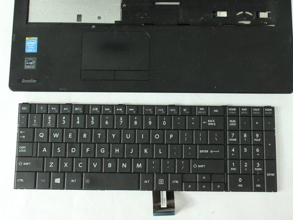Toshiba Satellite C55-B5200 Keyboard Replacement