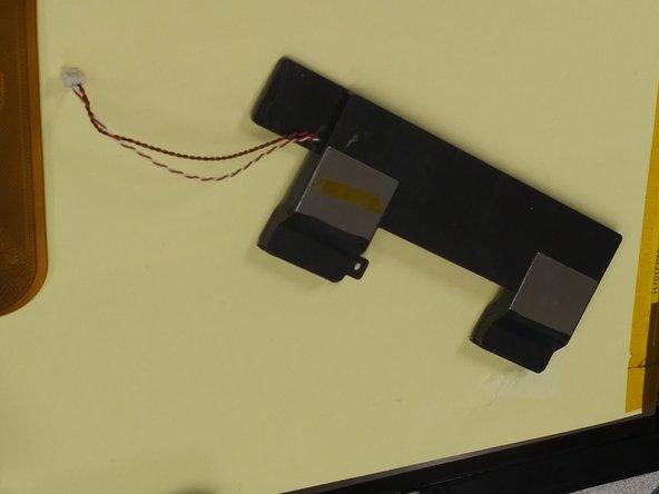 Quantum View 10.1 Speaker Replacement