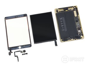 iPad Mini 3 Wi-Fi Teardown