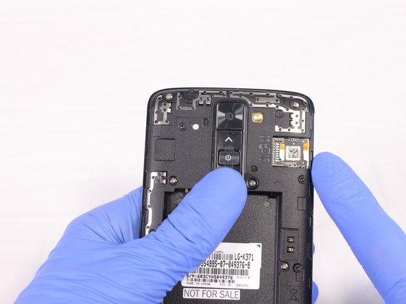 LG Phoenix 2 Camera Replacement