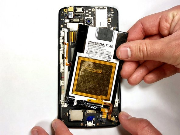 Droid MAXX 2 Battery Replacement